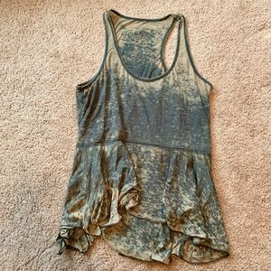 Free People Tank | Green | S